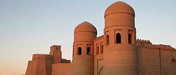 Популярный экскурсионный тур по Узбекистану