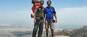 Восхождения на горные вершины Узбекистана